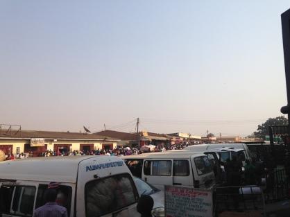 Good morning Lilongwe...