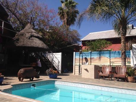 Sunny days in Windhoek