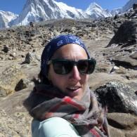 Mountain selfie!